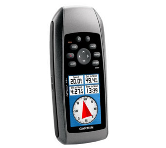 Garmin 1.7GB Marine-Friendly Handheld GPS Navigator - E250613
