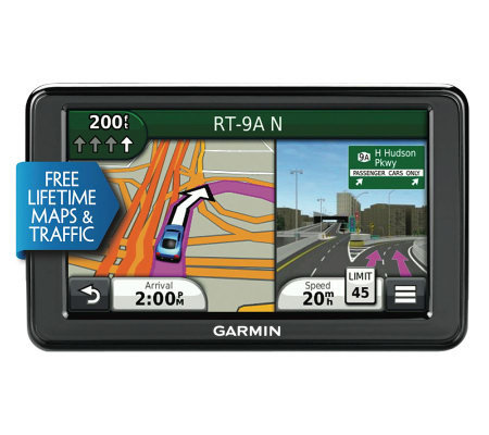 "Garmin nuvi 2595LMT 5"" GPS w/Lifetime Maps andTraffic Updates"