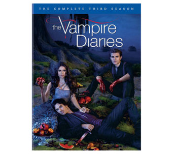 Vampire Diaries Season 3 Five-Disc Set DVD - E263613