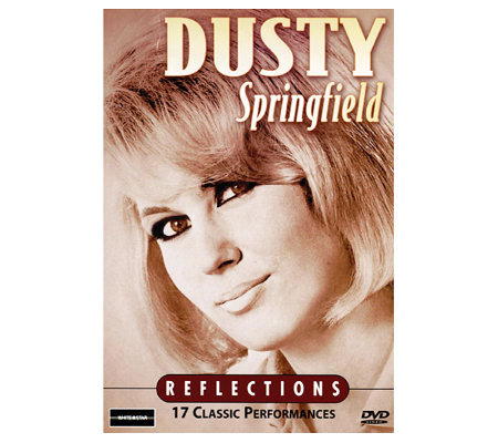 Dusty Springfield: Reflections DVD