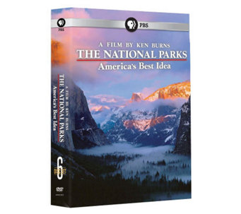 Ken Burns: The National Parks: America's Best Idea DVD Set - E265513