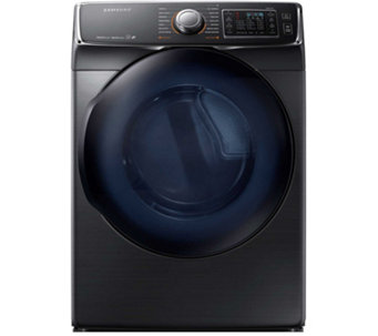 Samsung  7.5 Cu. Ft. Front Load Electric DryerBlack Stainless - E288613