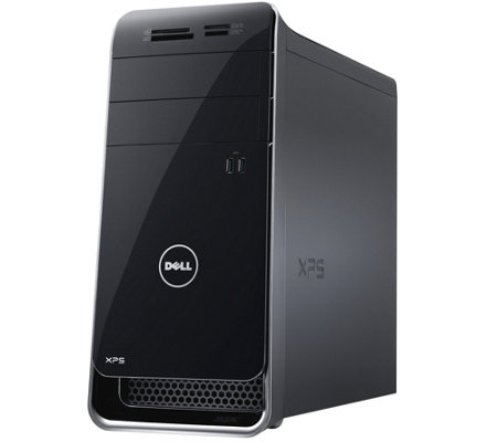 Dell XPS Desktop - Intel Core i7, 24GB RAM, 2TBHDD, 256GB SSD