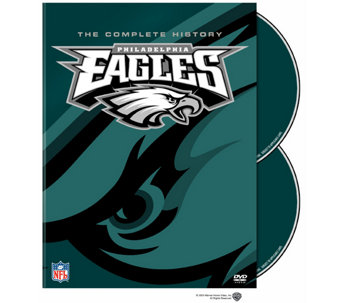NFL History of the Philadelphia Eagles 2-Disc DVD Set - E290413