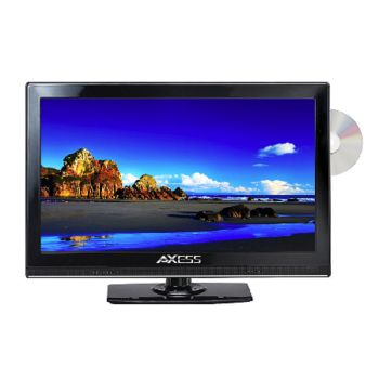 Axess 15 Class LED TV with Built-In DVD Player