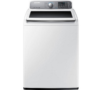 Samsung 4.8 Cubic Foot Top-Loading Washer - White - E277914