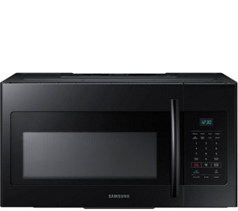 Samsung 1.6 Cubic Foot Over-the-Range Microwave - E285714