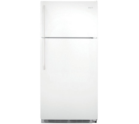 Frigidaire 18' Top-Mount Refrigerator with Reversible Door