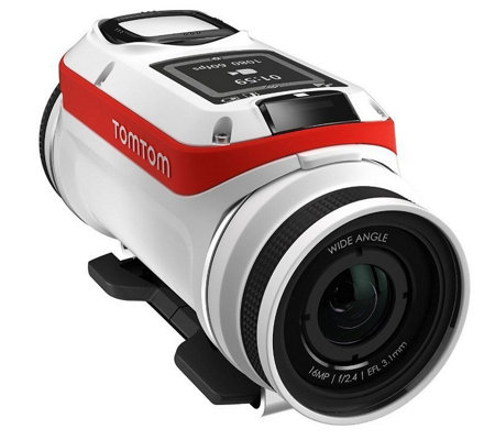 TomTom Bandit Ultra HD Action Camera