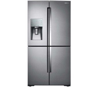 Samsung 28 Cu. Ft. 4-Door Flex Refrigerator - Stainless Steel - E288714