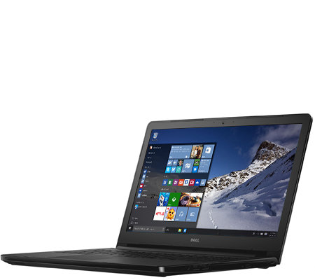"Dell 15.6"" Touchscreen Laptop - 6GB RAM, 1TB HD"