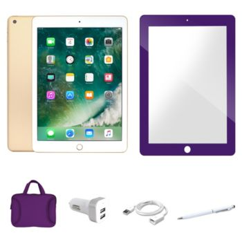 Apple iPad 32GB Wi-Fi with Screen Protector andCase