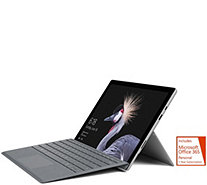 Microsoft Surface Pro i7 8GB 256GB w/ Black Keyboard & Office - E291714