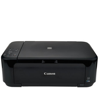 Canon PIXMA MG3620 Wireless All-In-1 Color Inkjet Printer w/ Mobile Print - E228315