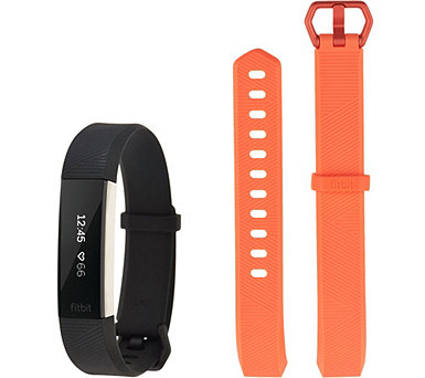 Fitbit Alta HR Activity Tracker with Additional Accessory Band - E230515