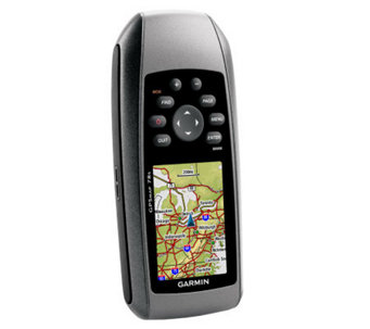Garmin 1.7GB Marine-Friendly GPS with Compass and Altimeter - E250615
