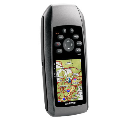 Garmin 1.7GB Marine-Friendly GPS with Compass and Altimeter