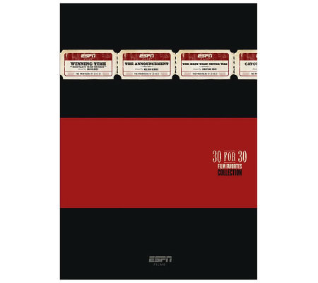 ESPN Films 30 for 30 - Film Favorites Six-DiscDVD Set