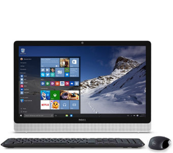 "Dell 23"" Inspiron All-in-One Touch - Core i5, 8GB RAM, 1TB HD - E286015"