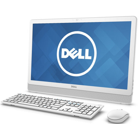 "Dell 23.8"" All-in-One - Intel i3, 8GB, 1TB, Keyboard & Mouse"