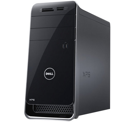 Dell XPS Desktop - i7, 24GB RAM, 2TB HDD, 256GBSSD, 3-Yr LMW