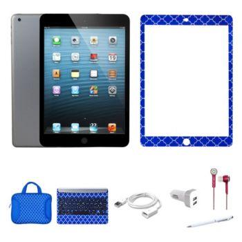 Apple iPad Mini 2 32GB w/ BT Keyboard, Carry Case, & ScreenProtector
