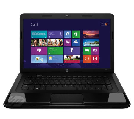 "HP 15.6"" Laptop Intel Core i3 4GB RAM 500GB with Webcam"