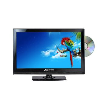 Axess 13 Class LED HDTV with Built in DVD Player