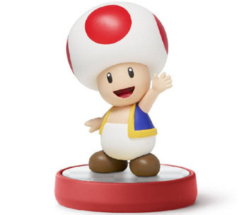 Toad Super Mario Series amiibo Figure - E284016
