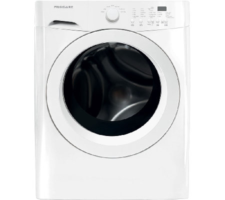 Frigidaire 3.9 Cubic Foot Front-Load Washer with 7 Wash Cycle
