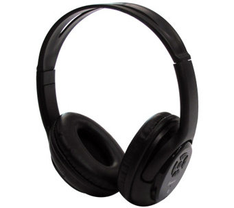 Impecca Bluetooth Over-the-Ear Stereo Headset - E286616