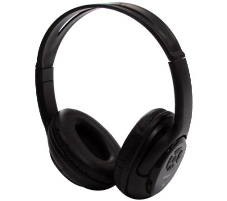 Impecca Bluetooth Over-the-Ear Stereo Headset