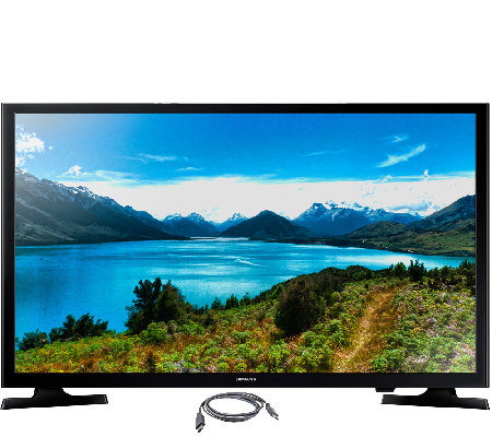 "Samsung 32"" Class 720p LED HDTV with HDMI Cable"