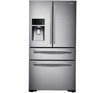 Samsung 30 Cu. Ft. French Door Refrigerator - Stainless Steel - E288716