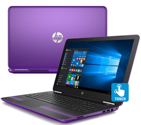 "HP Pavilion 15"" Touch Laptop - AMD A9, 4GB RAM,1TB HDD"