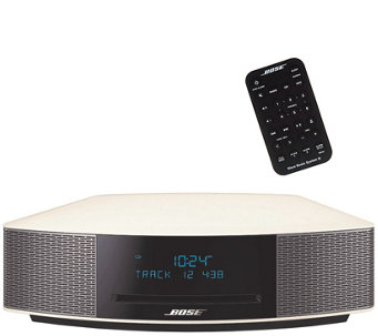 Bose Wave Music System IV with CD Slot & Dual Alarm - E228517