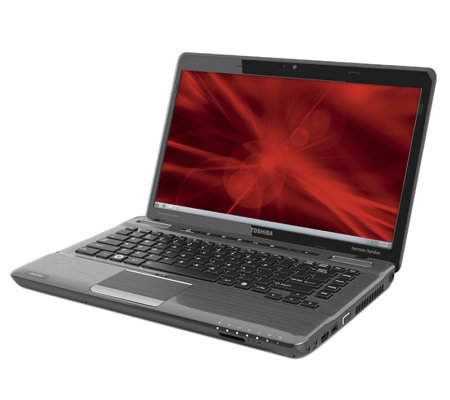 "Toshiba 14"" Notebook-6GB RAM, 640GB HD with Software"
