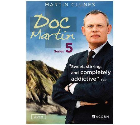 Doc Martin: Series 5 Two-Disc DVD Set