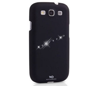 White Diamonds Sash Samsung Galaxy S3 Case - E263417