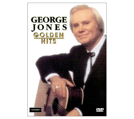 George Jones Golden Hits DVD