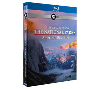 Ken Burns: The National Parks: America's Best Idea - Blu-ray - E265517