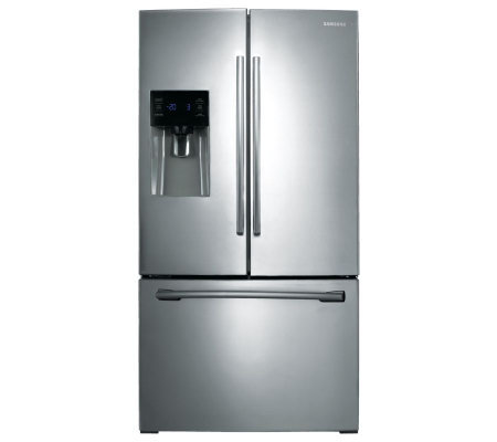 Samsung 26 Cu. Ft French Door Refrigerator w/ Dual Ice Maker