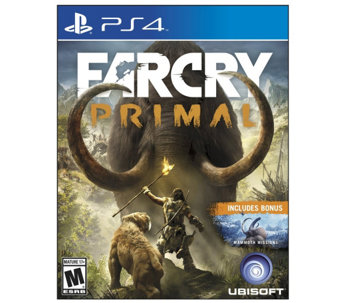 Far Cry Primal Game - PS4 - E288217