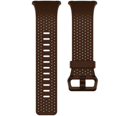 Fitbit Ionic Perforated Leather Band