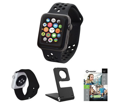Apple Watch Series 2 Sport Nike  42mm with Accessories