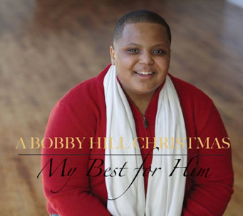 "A Bobby Hill Christmas ""My Best for Him"" CD - E230318"