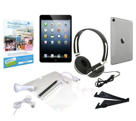 Apple 32GB Wi-Fi iPad Mini with Accessories