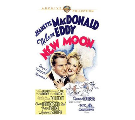 New Moon (1940) - DVD