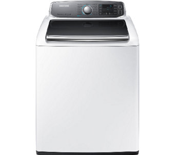 Samsung 5.6 Cu. Ft. Top-Loading Washer  - White - E277918
