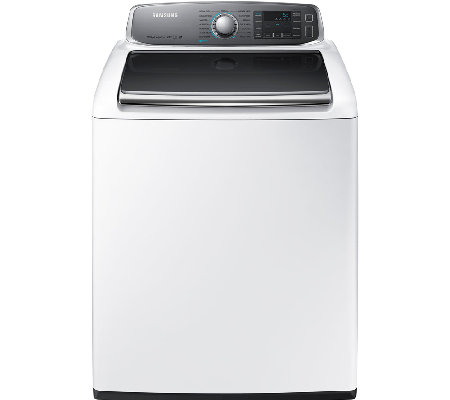 Samsung 5.6 Cu. Ft. Top-Loading Washer  - White
